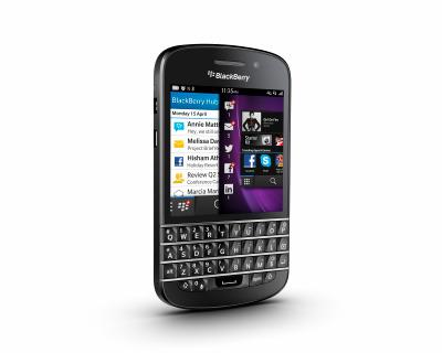 BBRY Q10 phone