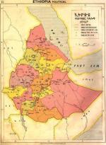 Ethiopia Regional States bypopulation